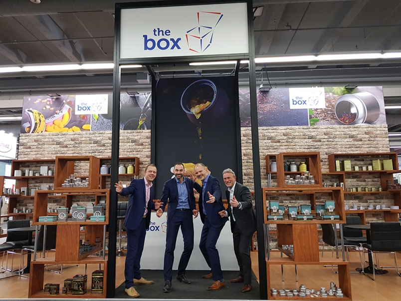 The Box bij Ambiente 2020