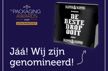 The Box genomineerd voor NL Packaging Awards