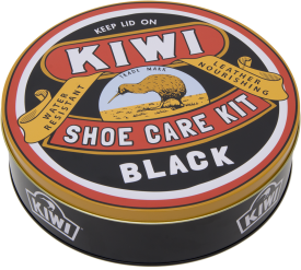 Kiwi: custom made blik