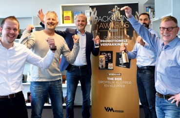The Box wint NL Packaging Award!
